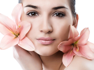 Депиляция на лице с помощью крема