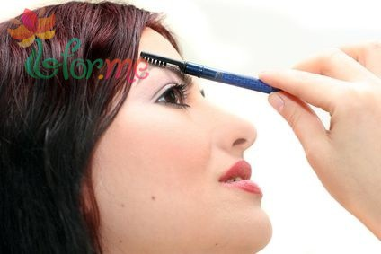how to make eyebrows thicker1