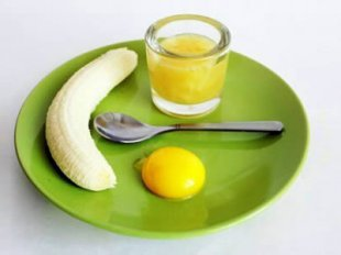 Добавление ингредиентов еще больше усилит эффект банановой маски