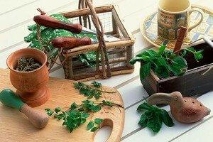 Народная медицина против пятен на коже