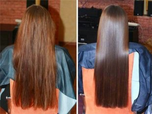 Маски для волос помогают восстановить гладкость и природную красоту