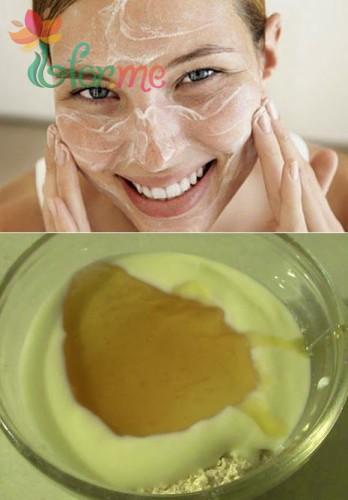 yogurt facial6