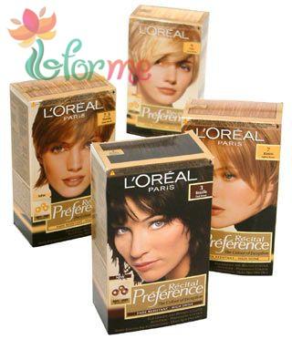 Hair dye l'oreal01