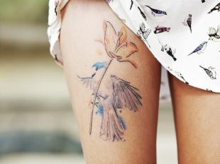 Существует достаточно большое количество татуировок