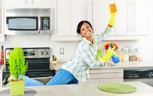 как быстро убраться в квартире