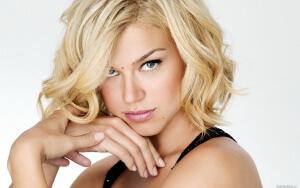 Укладка волос для квадратного типа лица