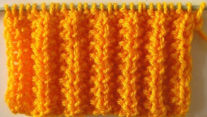 как связать шарф английской резинкой советы рукодельницам
