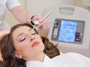 Безинъекционная мезотерапия лица