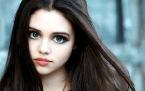 подобрать цвет волос под карие глаза