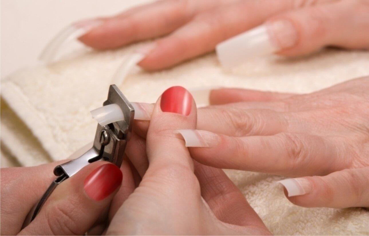 Набор для акриловых ногтей в домашних условиях