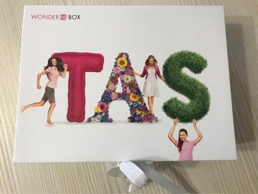 Коробочка TAS и Wonderbox