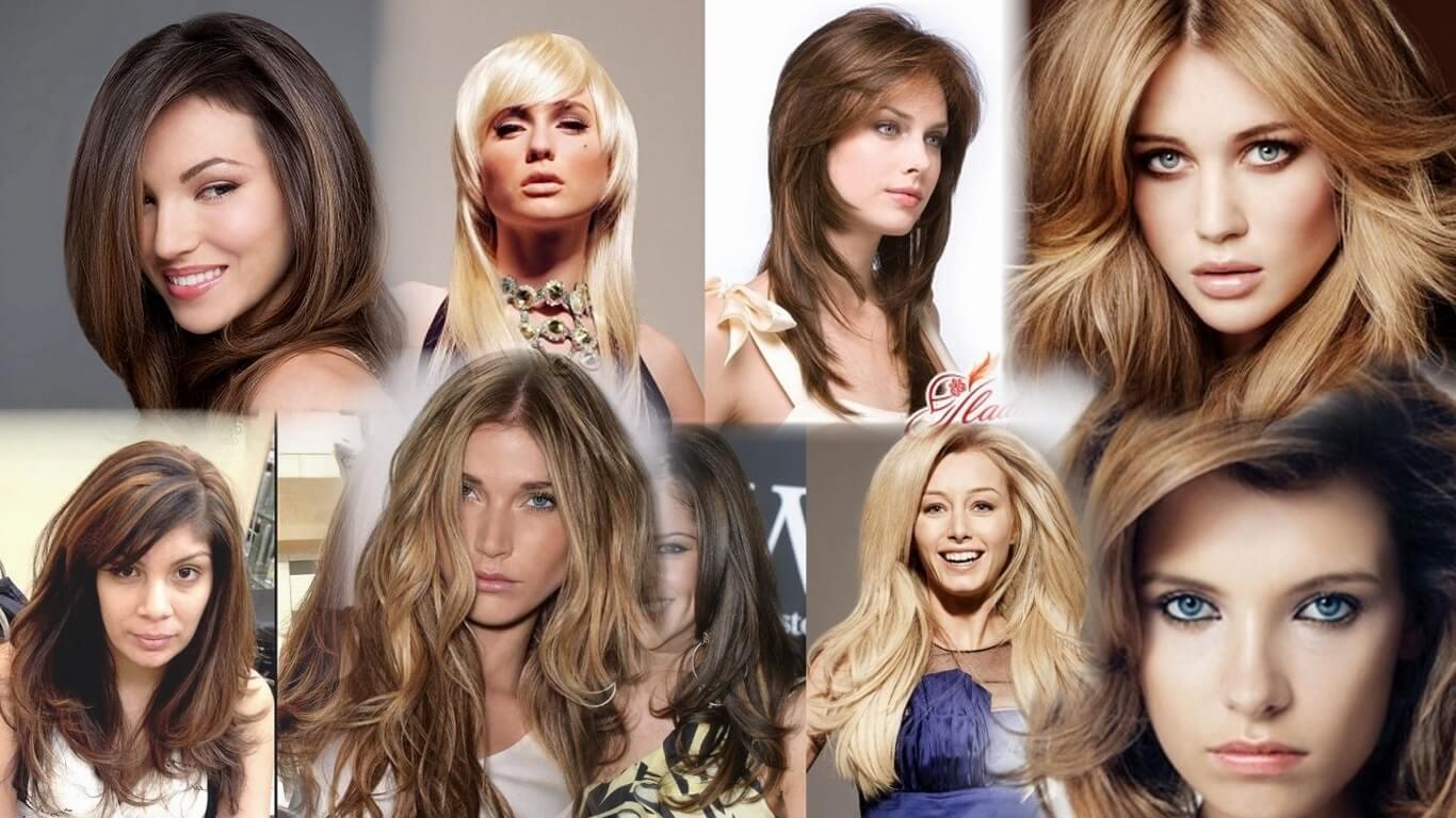 Стрижки на длинные волосы список