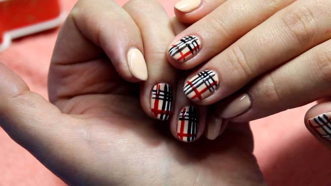 Фото лак гель на ногтях