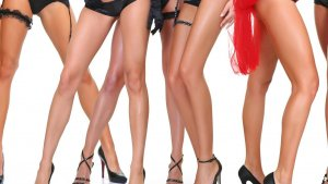 Что сделать, чтобы похудели ноги