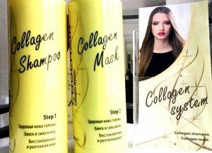 Коллагеновое обертывание волос Cool Hair