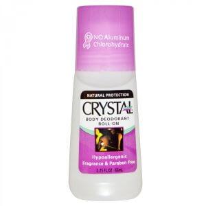 Crystal: жидкий дезодорант