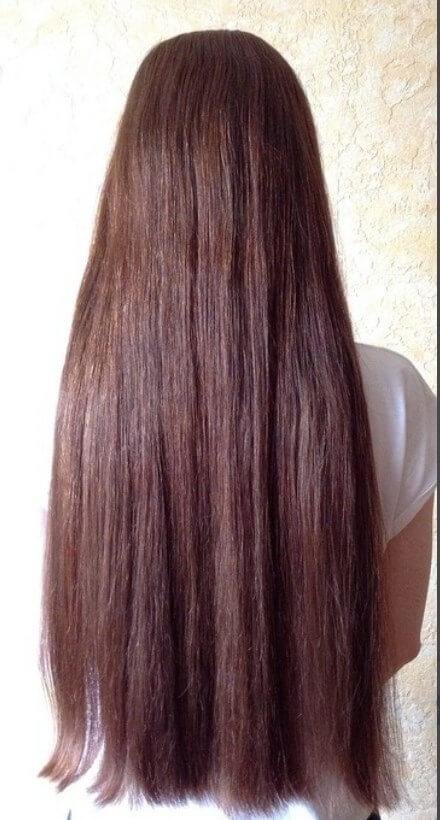 Аргановое масло: волосы после курса применеия