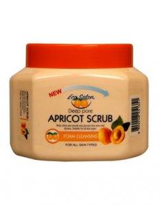 Скраб из абрикосовых косточек