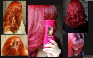 профессиональные краски наносят вред волосам