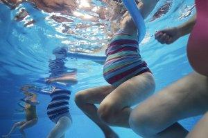тренировки в воде