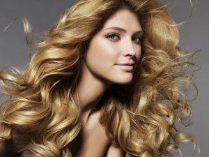 песочный цвет волос