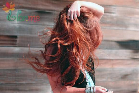Сушите волосы естественным путем
