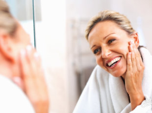Профессиональный уход необходим коже у женщин старше 35 лет