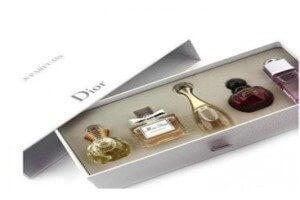 Разнообразие парфюмов Кристиан Диор