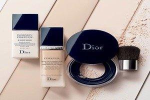 Пудра рассыпчатая от Dior