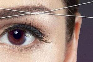 Как подобрать форму бровей к овалу лица