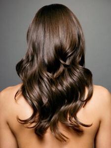 После окрашивания волосы желательно не мыть несколько дней
