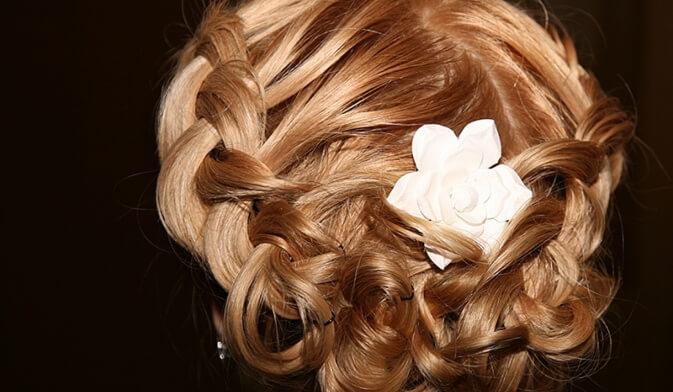 Фото 1 - Существуют различные варианты плетения кос