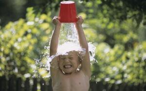 Обливание водой
