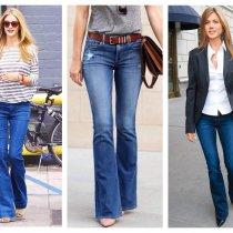 С чем носить голубые джинсы: создание модного образа в повседневном и офисном стиле, выбор подходящих цветов и одежды