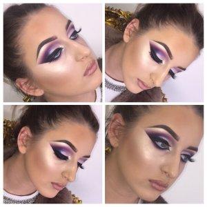 правила нанесения макияжа в Египетском стиле