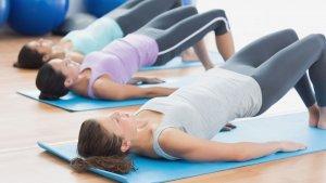 упражнения для укрепления мышц тазового дна