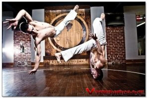 акробатика для начинающих