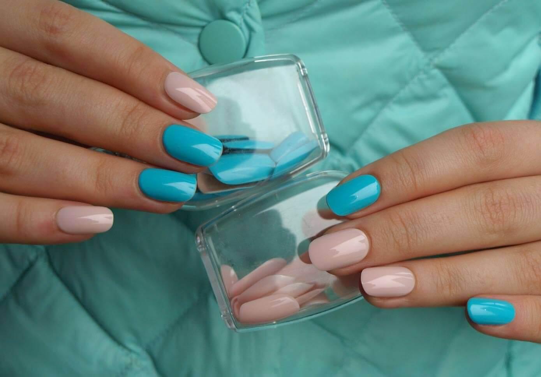 Накладные ногти в домашних условиях фото