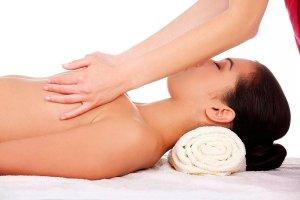 массаж женской груди