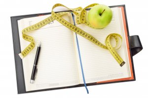 Контроль веса с дневником