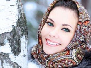 Русский платок