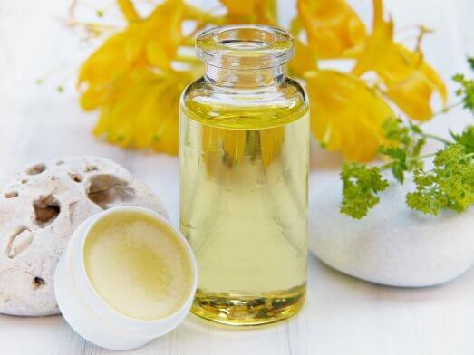 Растительные масла с защитным УФ фильтром