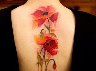 татуировка для женщин