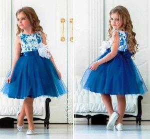Выбор платья для первого серьезного праздника
