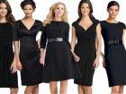 Черное платье Шанель