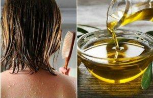 укрепляющая маска для волос в домашних условиях