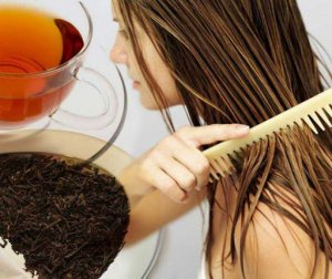 Народные средства для волос