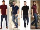 Ко второй категории относится мужская рубашка поло