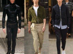 Фасоны мужских брюк