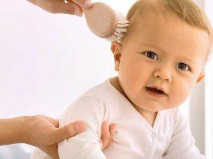 Детские волосы и уход